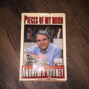 Andrew Rooney Pieces of Mind